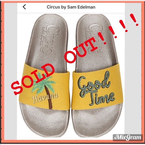 Circus by Sam Edelman Shoes - 🎪SOLD OUT!!!!!! CIRCUS SANDALS SIZE: 9M, 10M 🎪